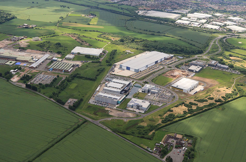 "Aviva Investors acquire £73.4m manufacturing ""super site"" pre-let to Meggitt"