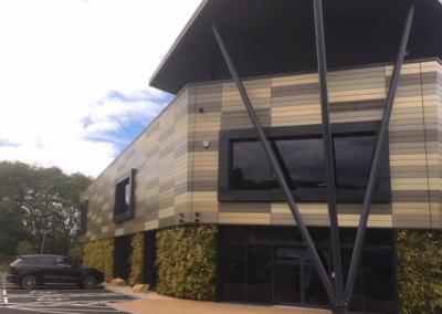 MCS HQ, Opus 40, Warwick