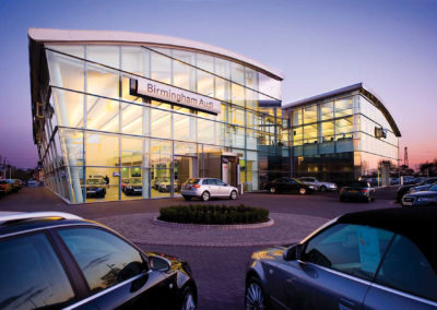 Audi, The Green, Solihull