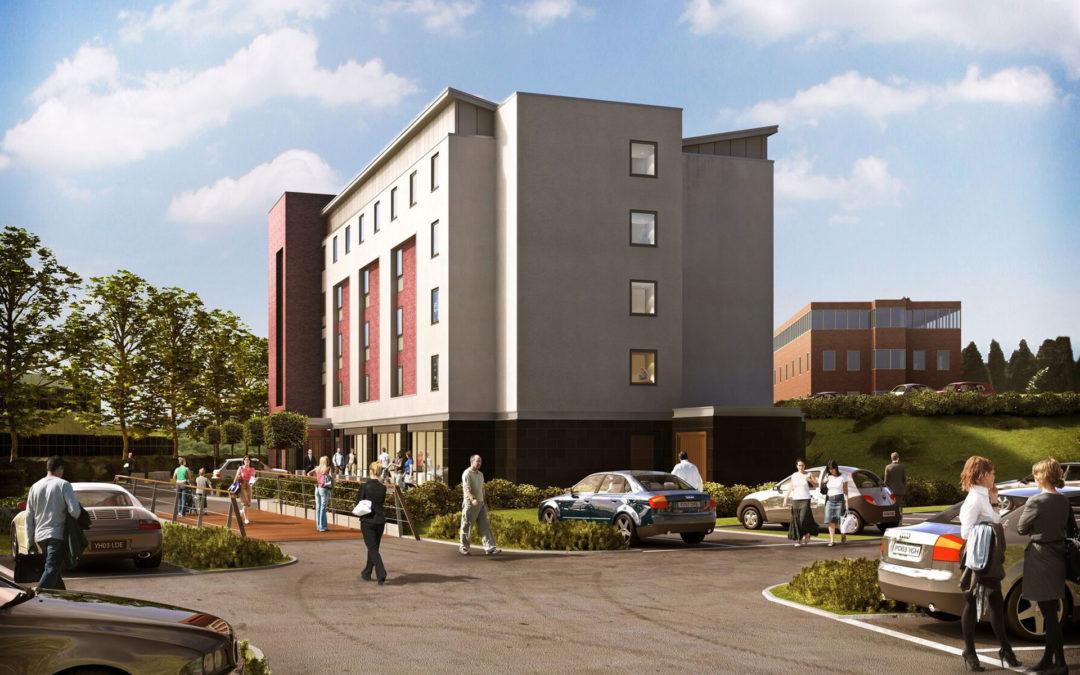 Premier Inn, Warwick