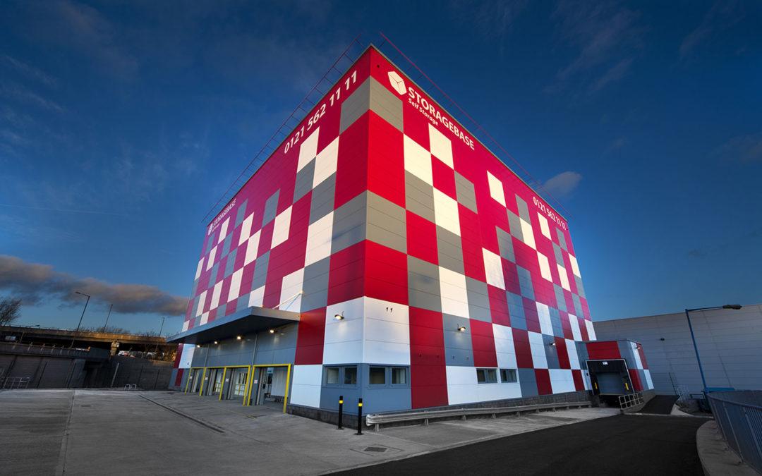 Storagebase, Opus Blueprint, Wednesbury