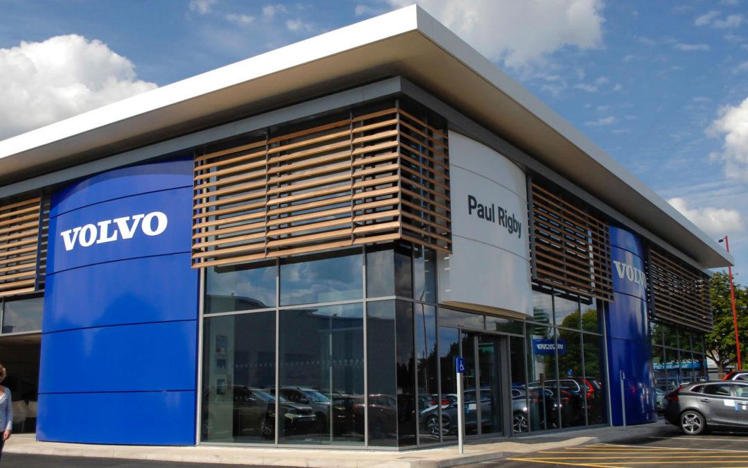 Volvo, Opus Aspect, Chester Road, Birmingham