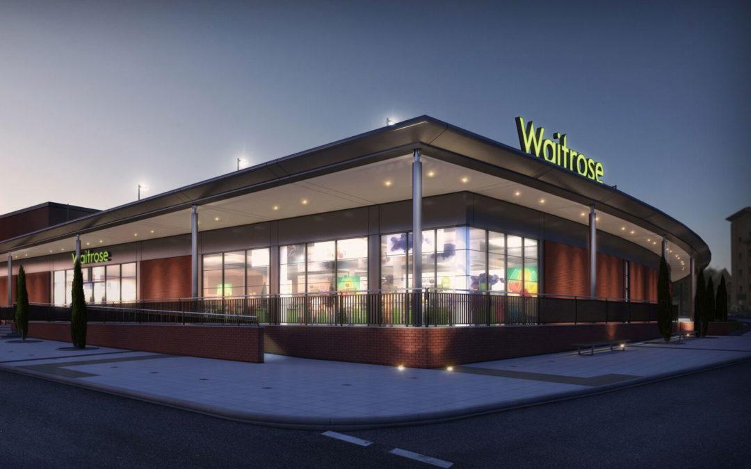 Waitrose Superstore, Homer Road, Solihull