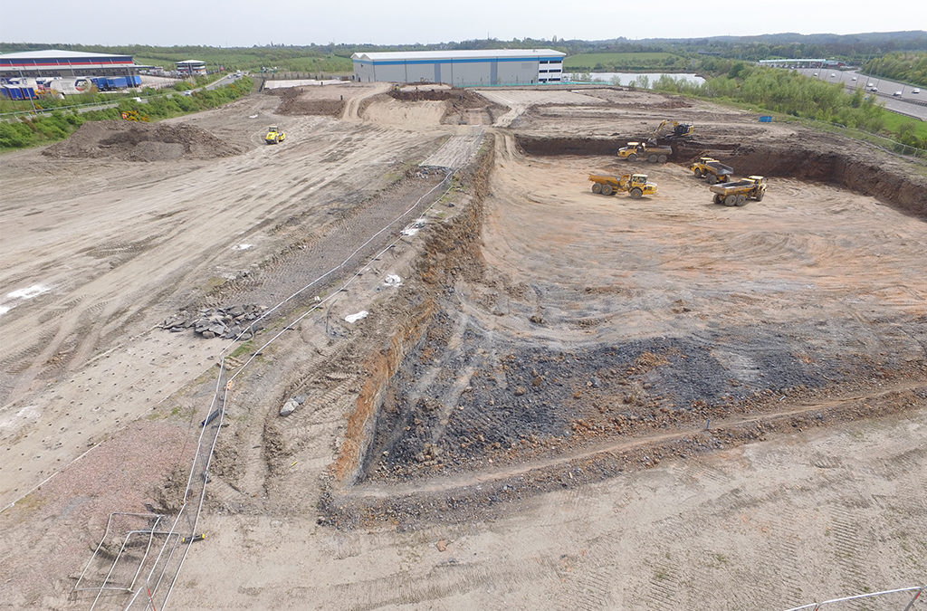 Works are Well Underway on Opus Land's CONNEQT Developments
