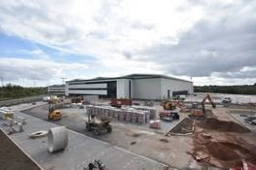 Opus Land spend £10 million on construction during August alone….