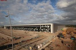 Prospero Ansty, 2.3 million sq ft manufacturing hub, is at the centre of the UK's manufacturing heartland