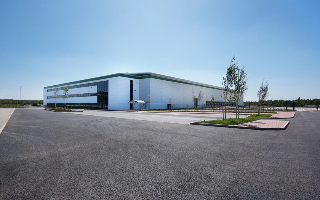 400 jobs a step closer as final phase of employment park completes