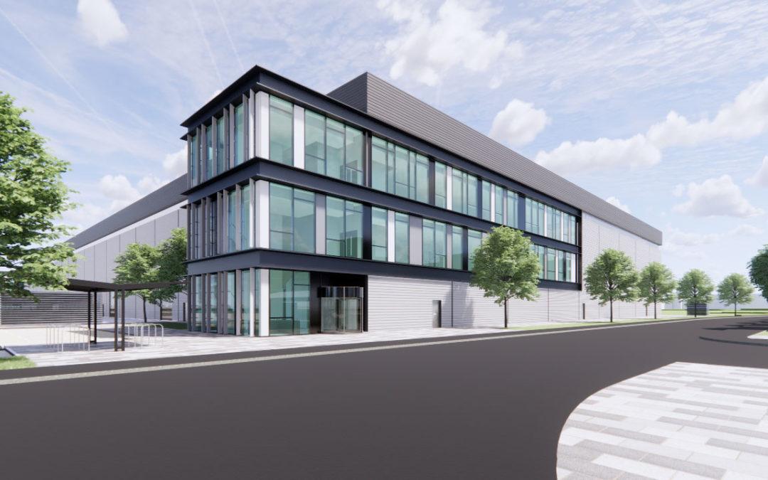 Manse Opus secures planning for over 1,700,000 sq.ft of development at Prospero Ansty, Coventry